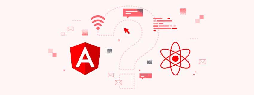 مقایسه React و Angular - کدام یک را برای ایجاد وب اپلیکیشن خود انتخاب کنیم؟