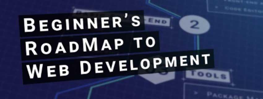 نقشه راه یادگیری طراحی و توسعه وب