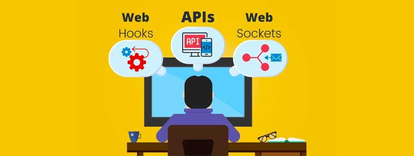 مقایسه API با WebSocket و WebHook : کدام یک را انتخاب کنیم؟