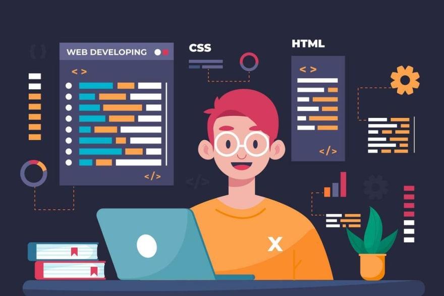 چگونه به یک توسعهدهنده وب تبدیل شویم؟