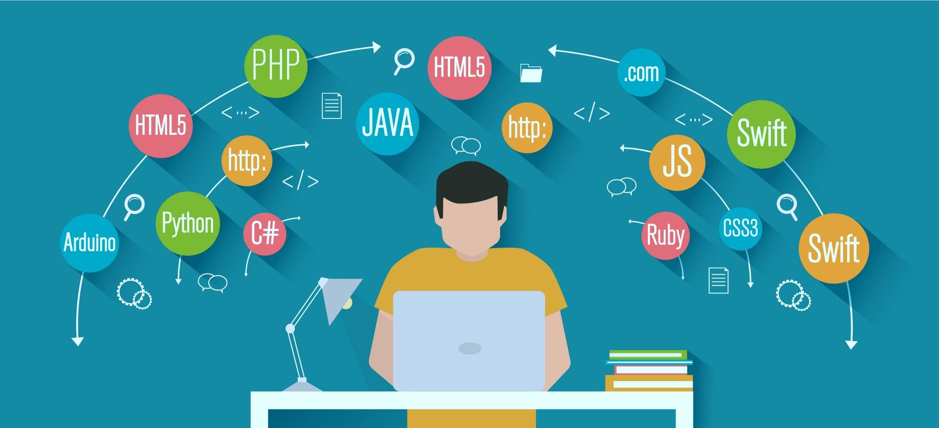 چگونه زبانهای برنامهنویسی در حال تغییر دادن جهان هستند؟
