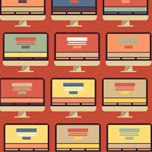 همه وب سایت ها شبیه هم به نظر می رسند، و این خوبه