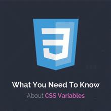 چیزهایی که نیاز دارید در مورد متغیرات css بدانید