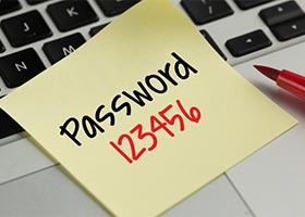 کنترل ورودی پسورد کاربران لاراول 5