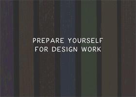 خودت را برای یک روز کاری طراحی آماده کن