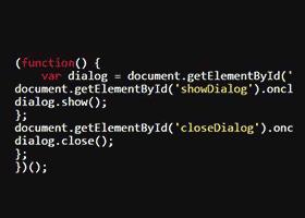 ساخت Dialog با استفاده از HTML5
