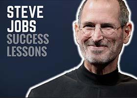 ۸ درس موفقیت از استیو جابز