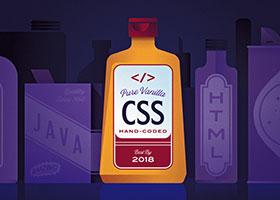 سال ۲۰۱۸ رسیده است: دیگر نباید در حال نوشتن Vanilla CSS باشید