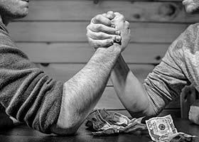 چگونه با مشتریهای لجوج رفتار کنیم