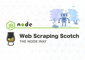 تکه تکه کردن (Web Scraping) وبسایت Scotch به روش Node.js