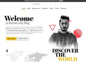 10 طراحی مناسب از سربرگ و پابرگ وبسایت - بخش اول