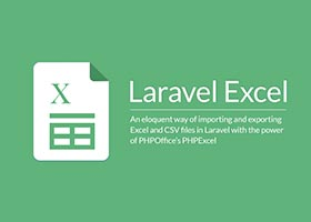 Laravel-Excel 3.0 - آرایههای سفارشی را در قالب Excel خروجی بگیرید