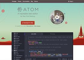 گزینههای سفارشیسازی ویرایشگر Atom