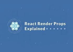 ویژگیهای (prop) رندر React
