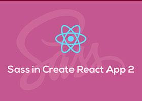 استفاده از Sass در Create React App نسخه ۲