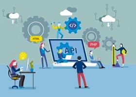 کارکردن با APIs (مفاهیم + کد)