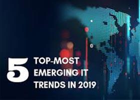 5 تا از ترندهای فناوری در سال 2019
