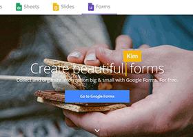 افزودن Google Forms به صفحات استاتیک