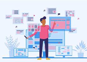 طراحی وب، توسعه وب، رابط کاربری و تجربه کاربری: تفاوتها و شباهتها