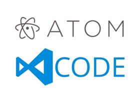 VS Code در مقابل Atom