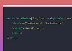 پیشرفتهای سابکوئریها در لاراول 6.0