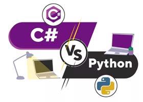 مقایسه C# و پایتون