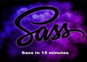 یادگیری SASS در ۱۵ دقیقه