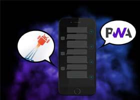 وب اپلیکیشنهای PWA در مقابل INSTANT