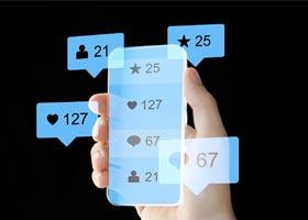 آیا رسانه های اجتماعی در حال آسیب رساندن به تجارت طراحی وب شما هستند؟