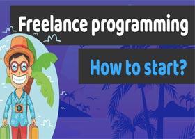۸ مرحله برای شروع برنامه نویسی فریلنسری و پیدا کردن اولین مشتری خود