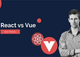 React در مقابل Vue: کدام فریمورک فرانت اند جاوا اسکریپت در خط مقدم قرار دارد؟